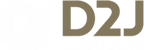 D2J Construtora Logo